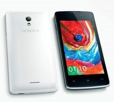 Spesifikasi Oppo Joy R1001     Baru-baru ini OPPO telah merilis series terbarunya yaitu OPPO YoYo dan OPPO Neo, kali ini OPPO merilis seri baru dengan nama OPPO Joy alias R1001, mari kita mulai bahas mengenai spesifikasi dari ponsel besutan oppo ini yang di kutip dari website resmi OPPO Indones         Bila dilihat lagi spesifikasinya nampak mirip dengan OPPO Find Muse (R821) tetapi dengan desain OPPO Neo, lihat saja bagian kamera belakang uang hanya tersemat 3 MP dan kamera depan 0,3 MP, ditambah dengan Processor OPPO Joy R1001 (Dual-Core 1,3 Ghz) yang tidak beda jauh dengan kakaknya OPPO Find Muse (R821) yaitu Dual-Core 1,2 Ghz juga RAM yang hanya 512 MB, serta merta layar 4 inch dengan resolusi 800x480.     Hanya saja pada OPPO Joy ini bila dilihat dari segi OS dan Tampilan sudah menggunakan OS Android Jelly Bean 4.2 dengan COLOR OS buatan OPPO, juga support touch gloves yang memudahkan pengguna agar tidak perlu membuka sarung tangannya apabila ingin menggunakan ponselnya. kita tunggu saja spesifikasi lebih lanjut dan detail nya, melihat dengan spesifikasi yang seperti itu harga ponsel ini seharusnya di banderol dengan harga lebih murah dari OPPO Neo dan