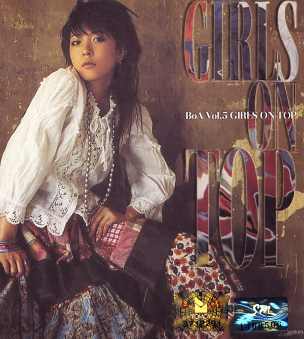 BoA – Girls on Top (FLAC + ITUNES PLUS AAC M4A)