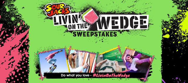 Sour Jacks Livin on the Wedge Sweepstakes