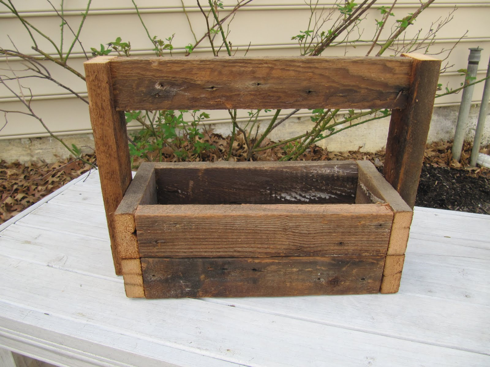Barnwood Craft Projects