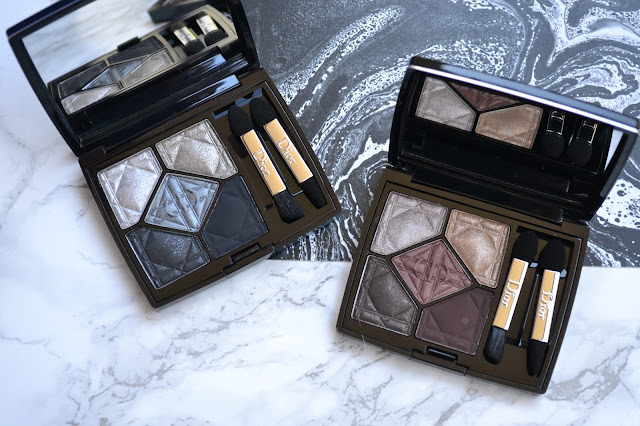 Dior 5 Couleurs Eyeshadow Palette in Hypnotize Makeup Look
