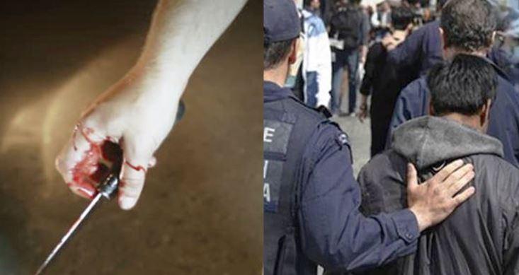 «Μάνα, με μαχαίρωσαν»: Η έκκληση βοήθειας του 27χρονου που αλλοδαποί λήστεψαν στο κέντρο της Αθήνας