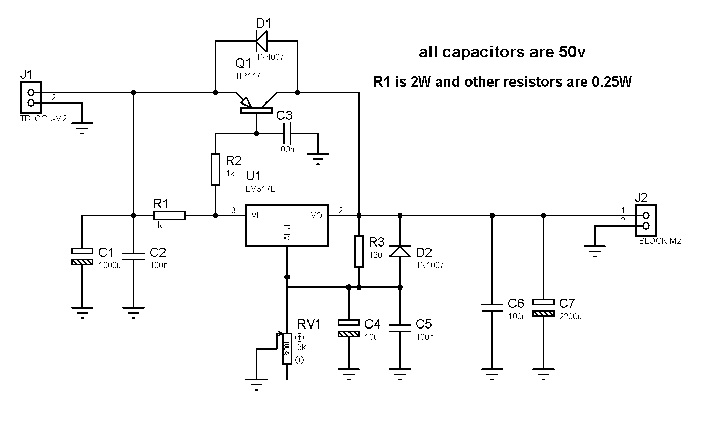 1 2   5a adjustable power supply