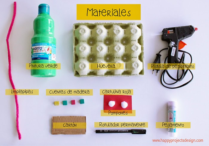 Cocodrilo upcycling: materiales
