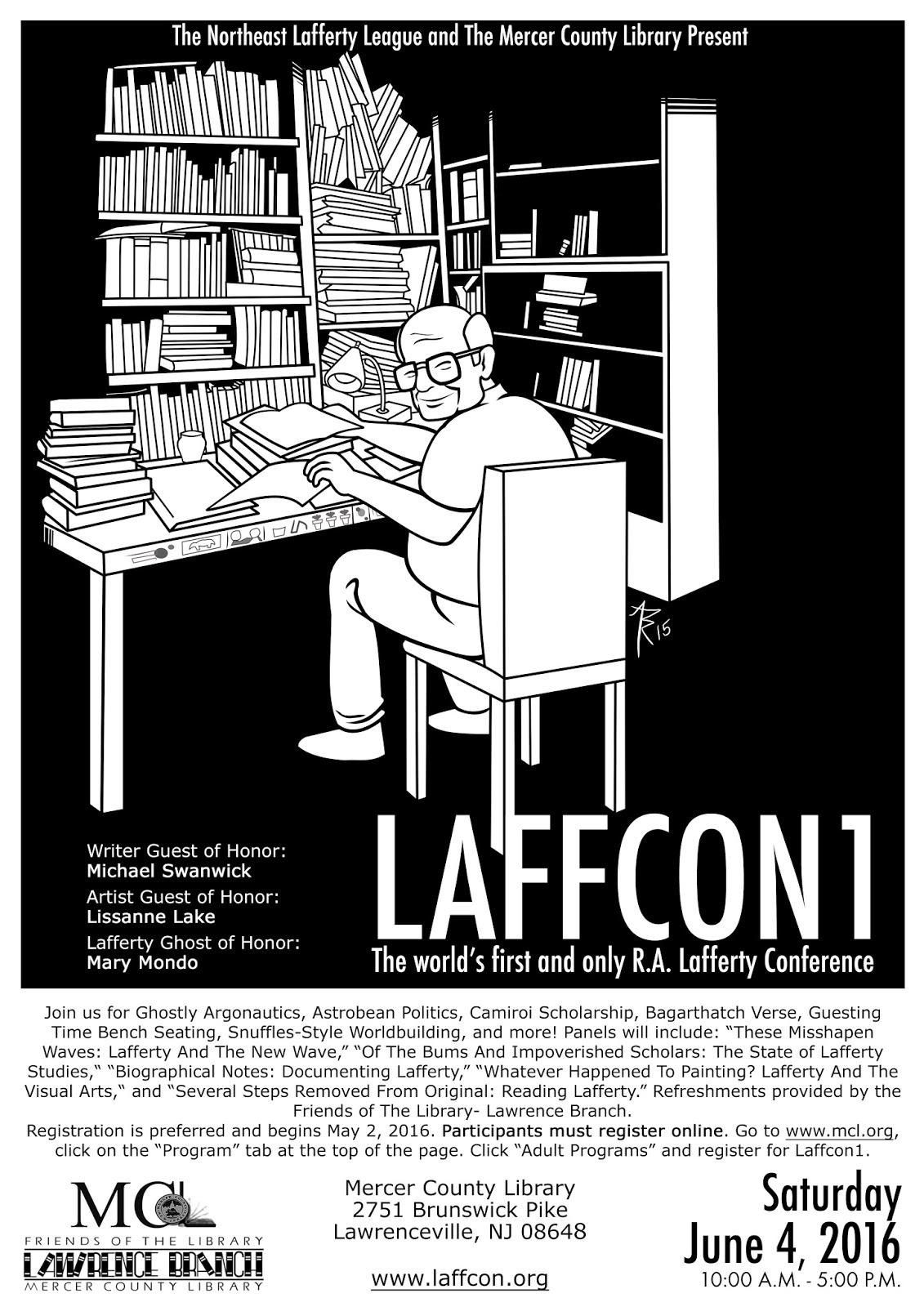 Laffcon: 2016