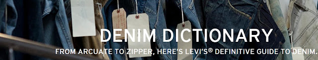Denim Dictionary
