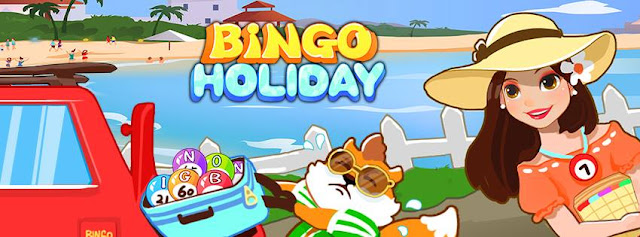 Bingo Holiday Free Credits & Power ups