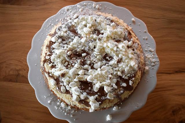 Schneegestöber-Torte