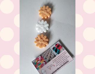 flores jabón souvenirs detalles