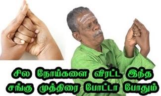 SHANKH MUDRA | Tamil