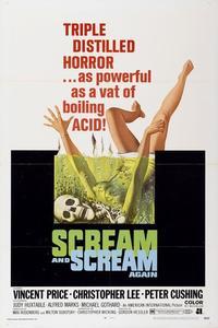 Watch Scream and Scream Again Online Free in HD