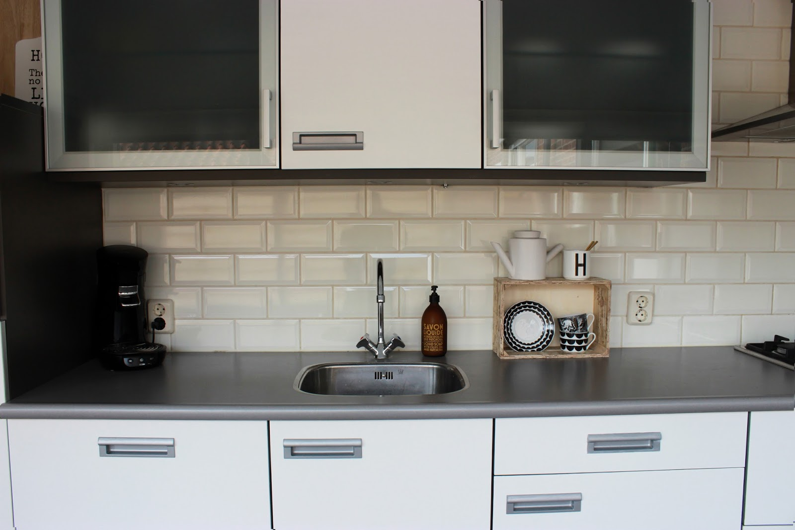 Huisjeaandehaven low budget een nieuwe keuken