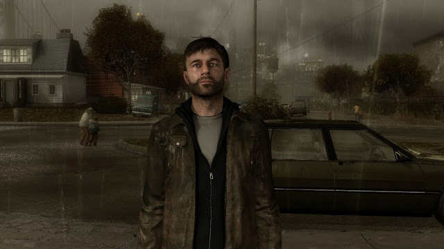 Imagem do game Heavy Rain