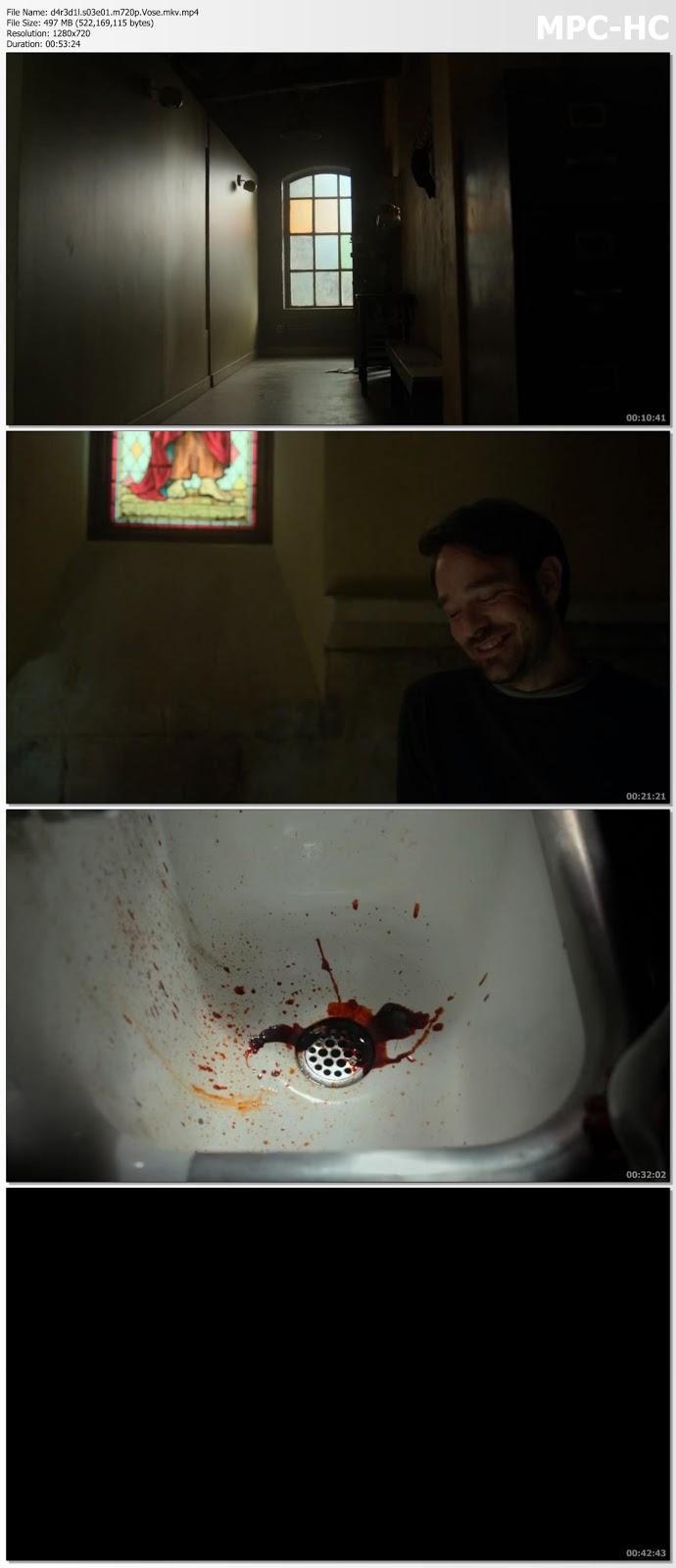 Daredevil Temporada 3 Subtitulado Latino Castellano Por Seireshd Series Latino