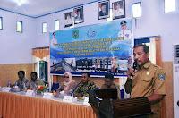 DKP Kabupaten Bima Gelar Evaluasi Pelaksanaan PUGAR