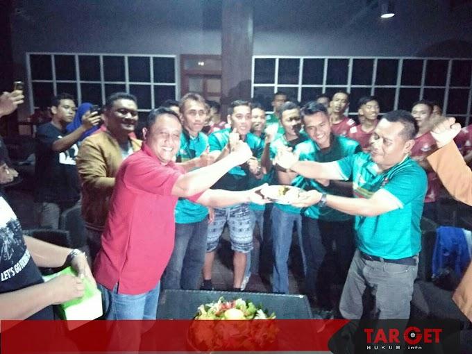 Safin Tantang Head Coach Gatot Barnowo Persipa Harus Juara