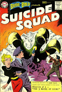 First Appearance Of Suicide Squad