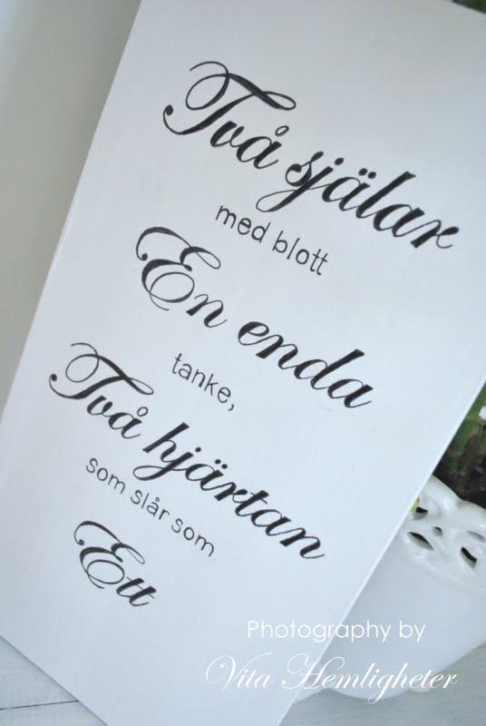 grattis till brudparet text Vita Hemligheter: Here comes the bräda grattis till brudparet text