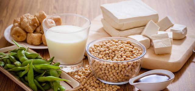 Isoflavona de Soja - Benefícios e Efeitos Colaterais