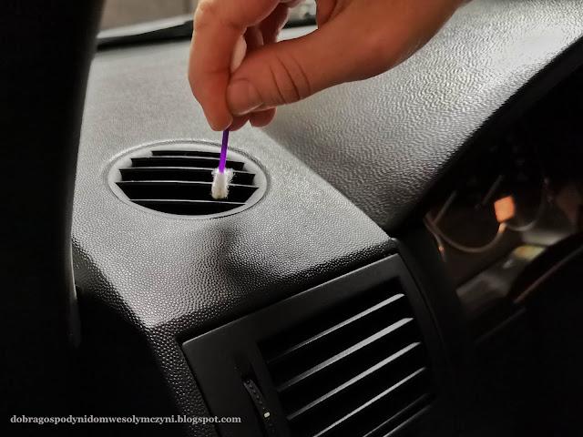 autodetailing CleanTech Co - sprzątanie wnętrza auta