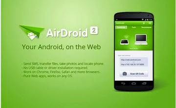 airdroid file transfer