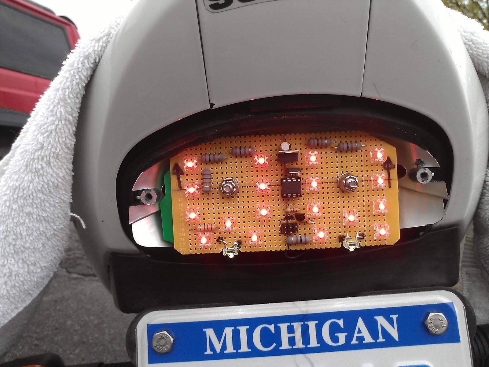 Tenty LED Brake Lights