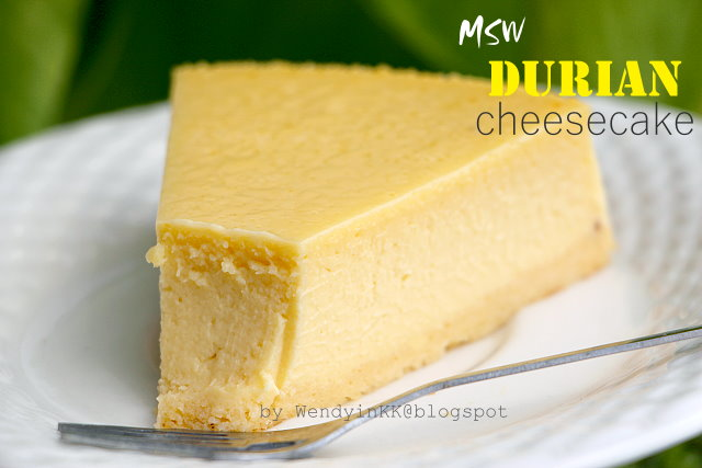 Durian Cake Recipe By Amy Beh