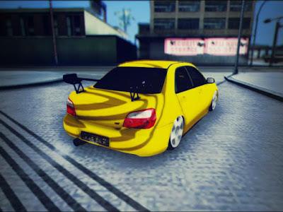 Subaru STI JDM Style 2015