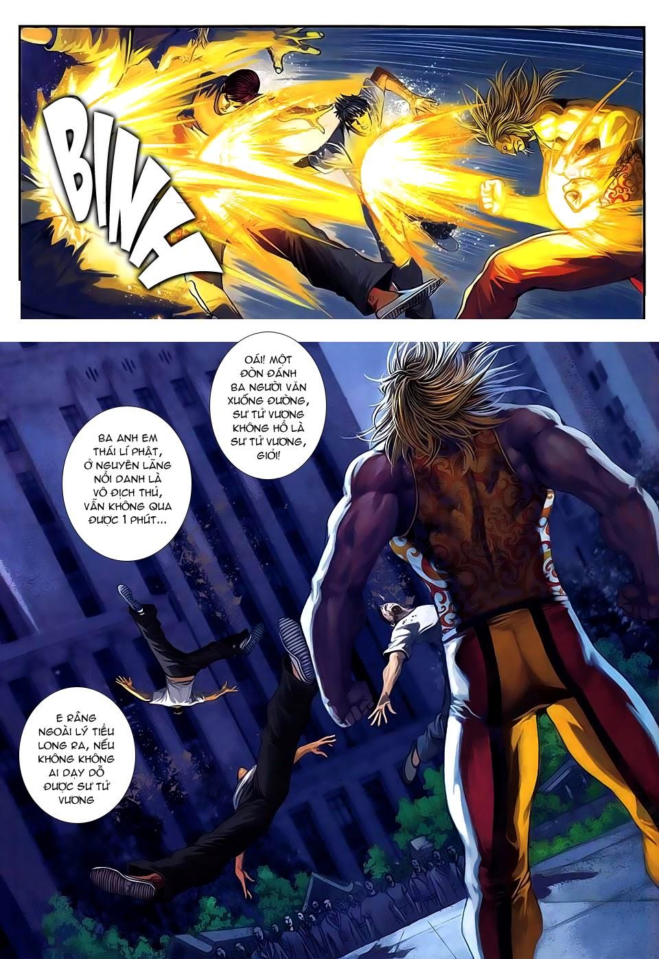 Quyền Đạo chapter 9 trang 13