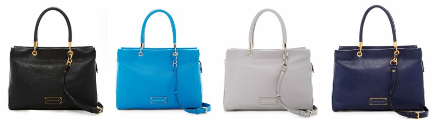 Marc by Marc Jacobs Leather Tote $260 (reg $528)