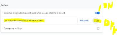 Cara Menambah Kecepatan Download Di Google Chrome Yang Lelet