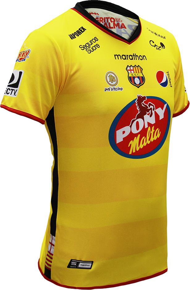 Marathon divulga nova camisa titular do Barcelona - Show de Camisas 82ea71a05e659