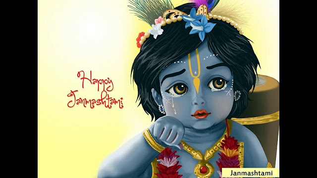 Latest Janmashtami Whatsapp Status (Happy Janmashtami 2018)