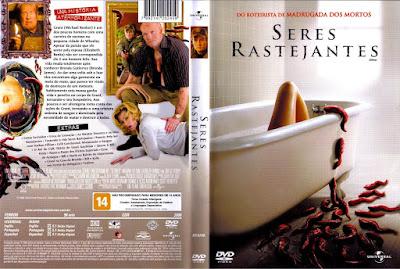 Filme Seres Rastejantes (Slither) DVD Capa