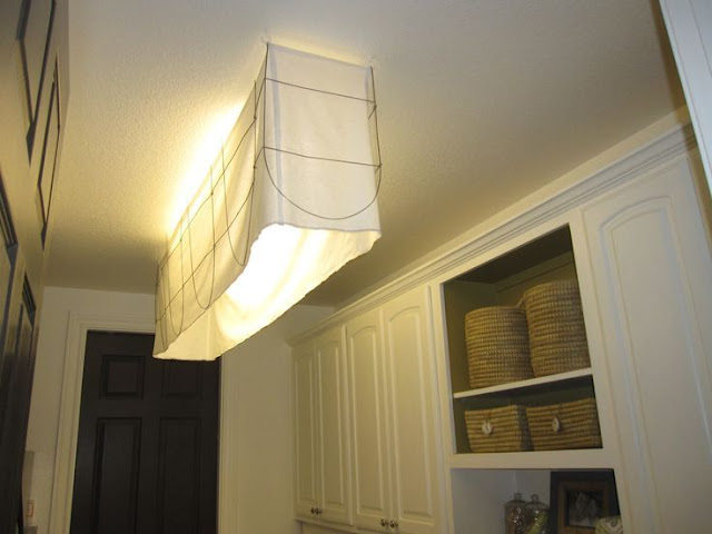 Fluorescent Light Covers For Kitchen