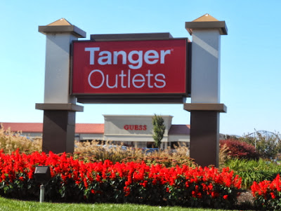 Tanger Outlets in Hershey Pennsylvania