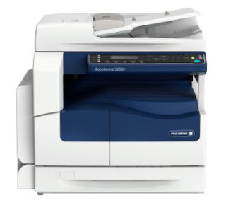 Fuji Xerox DocuCentre S2520 Driver Download