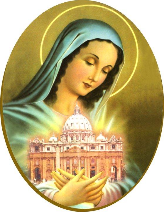 Maria Virgen Y Madre Por Obra Del Espiritu Primera Creyente Y Madre De La Iglesia
