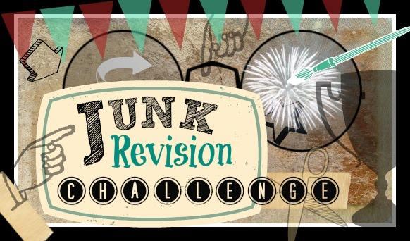 DIY bloggers Junk Revision Challenge logo