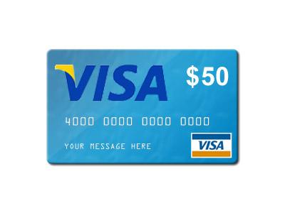 Birthday Celebration 50 Visa Gift Card Giveaway