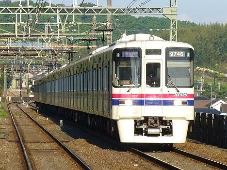 京王電鉄 快速 つつじヶ丘行き5 9000系