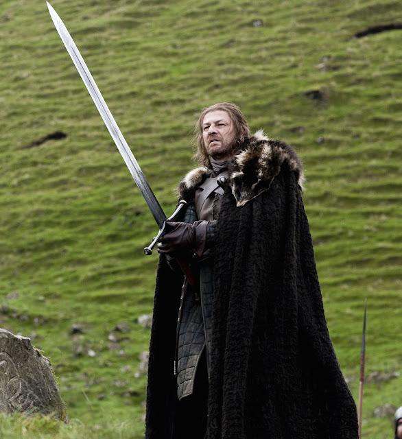 Ned stark valyrian sword