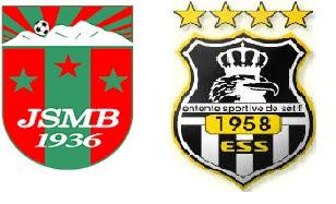 تردد القنوات الناقلة لمشاهدة مباراة وفاق سطيف شبيبة بجاية إياب نصف نهائي كأس الجزائر 2019 MATCH ESS VS JSMB