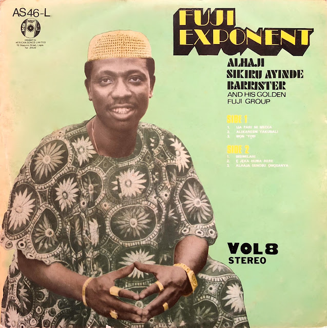 Nigerian Music Yoruba traditional modern musique traditionnelle moderne African Africaine