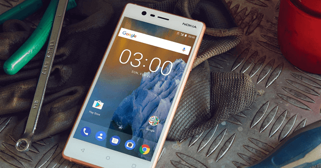 Nokia 3 Stock Firmware