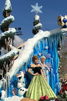 Taking It Back - Walt Disney World - Frozen