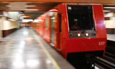 Historias Escalofriantes del Metro del DF