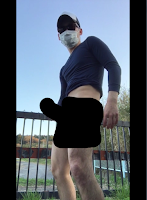 [1752] Outdoor jerk off
