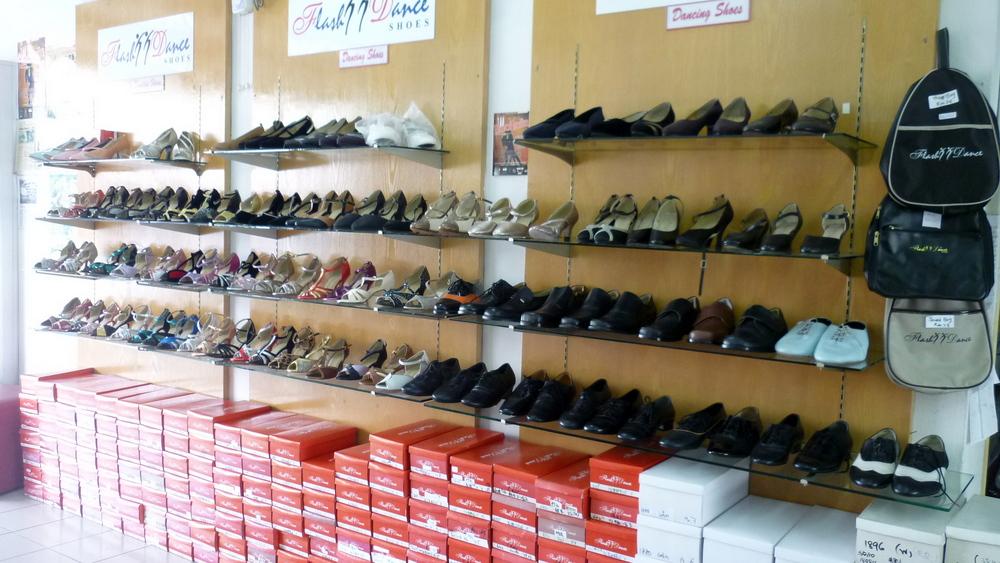 Ballroom Dancing Shoes Around Tamworth