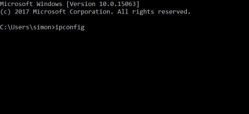 طريقة معرفة IP Address في جميع اصدارات الويندوز بدون برامج